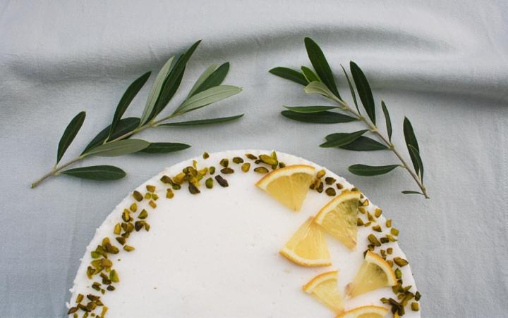 Glutenfreies Buttermilch-Zitronen-Törtchen