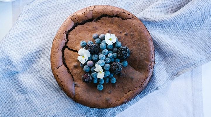 Glutenfreier Schokoladenkuchen