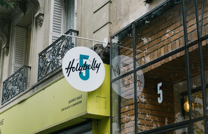 Das Holy Belly in Paris zählt zu den Top Adressen wenn es um gutes Essen geht.