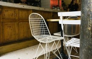 Durchgestylt von A-Z, das Café Republique of Coffee in Paris.